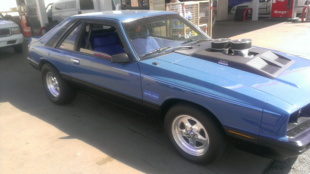 1980 Mercury Capri Street Strip Race Car for sale