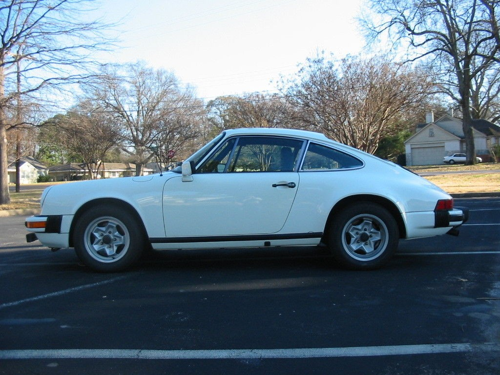 1980 porsche 911 sc sunroof coupe beautiful survivor for sale. Black Bedroom Furniture Sets. Home Design Ideas