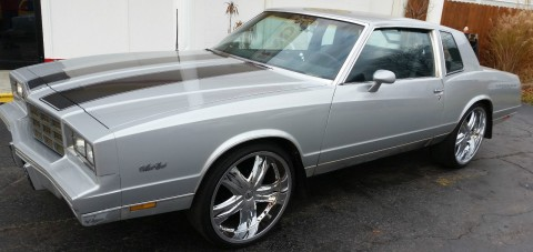 1981 Chevrolet Monte Carlo for sale