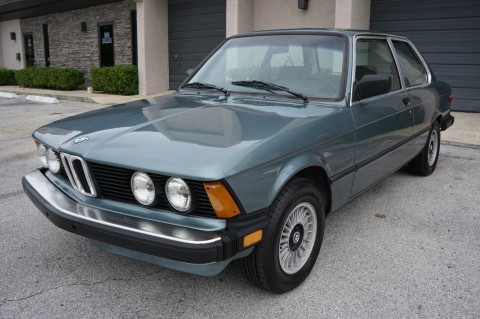 1982 BMW 320i Coupe for sale