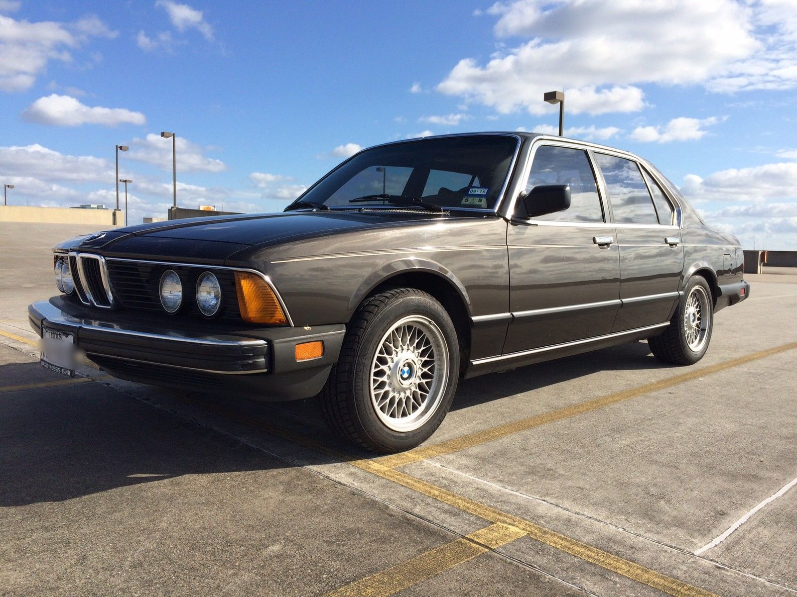 1985 Bmw 735i Sedan For Sale