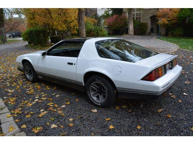 1985 Chevrolet Camaro Z28 T Top For Sale