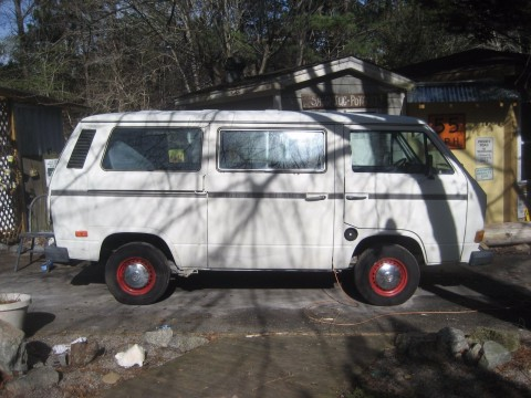 1985 Volkswagen Bus/Vanagon Weekender for sale