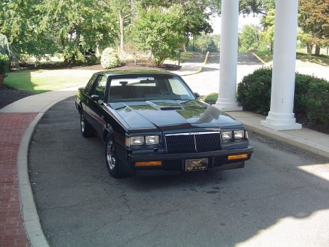 1986 Buick Grand National Museum Survivor Car for sale