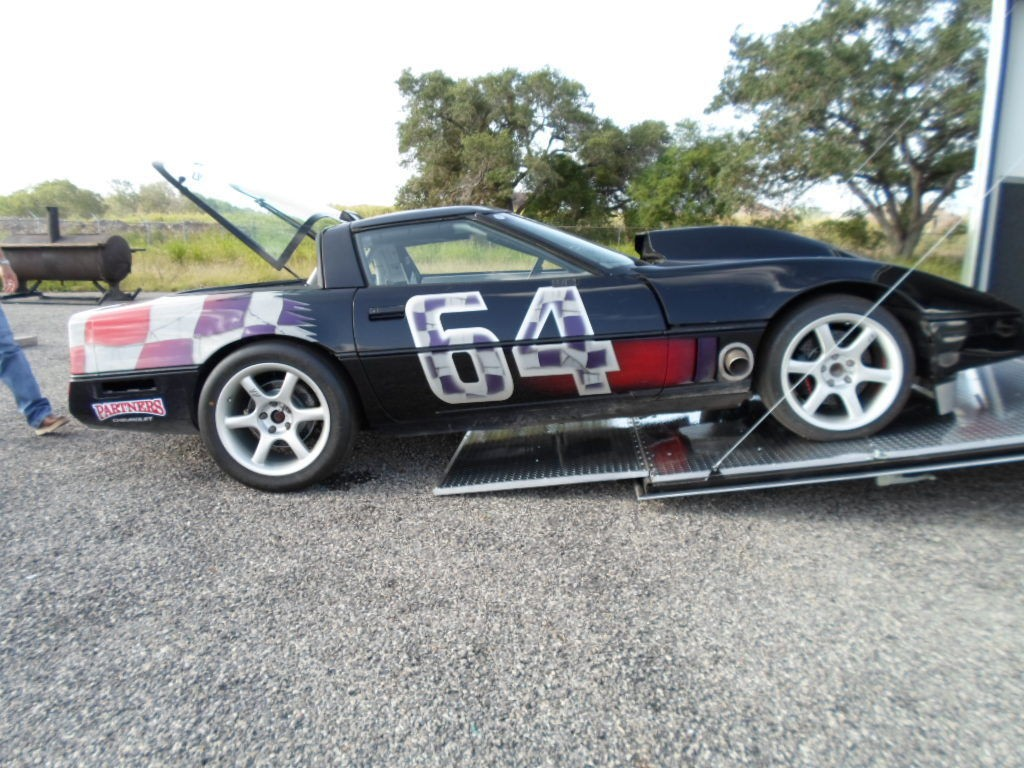 1987 Chevrolet Corvette C4 Race Car