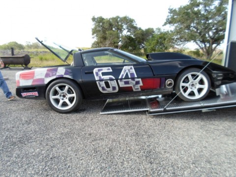 1987 Chevrolet Corvette C4 Race Car for sale
