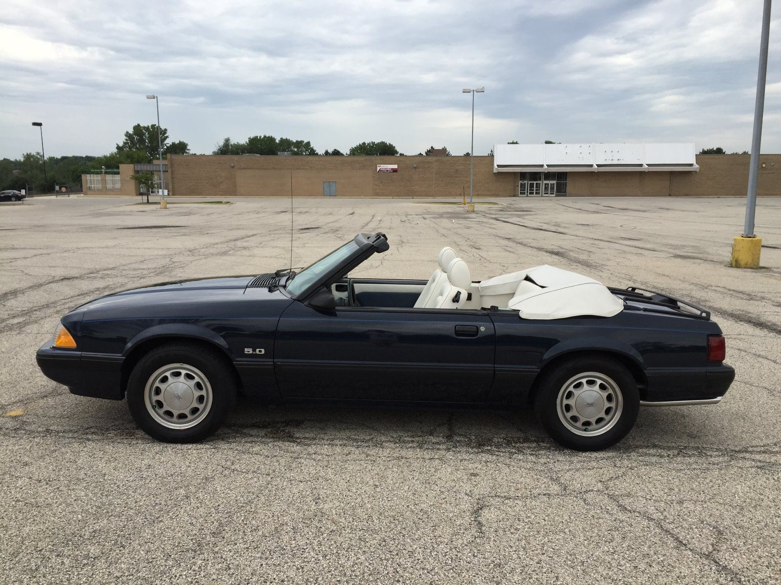 1987 ford mustang lx convertible 5 0 for sale. Black Bedroom Furniture Sets. Home Design Ideas