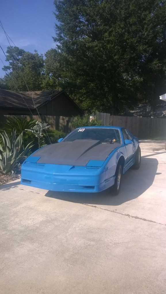 1987 pontiac firebird trans am drag race car for sale. Black Bedroom Furniture Sets. Home Design Ideas