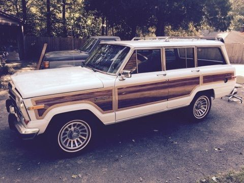 1988 jeep grand wagoneer for sale. Black Bedroom Furniture Sets. Home Design Ideas