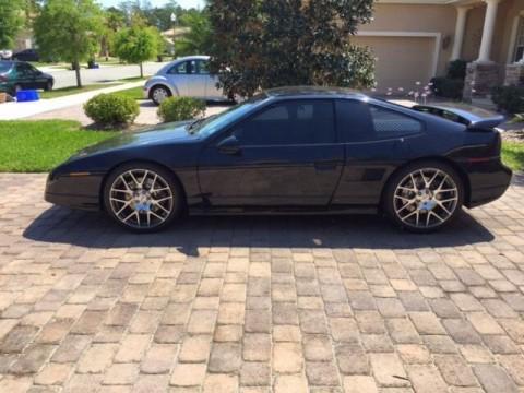 1988 Pontiac Fiero GT for sale