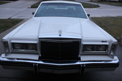 1982 Lincoln Town Car for sale