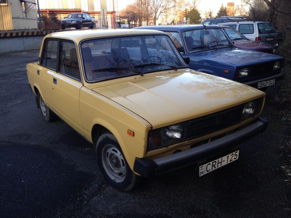 1983 Lada Vaz 2105 For Sale