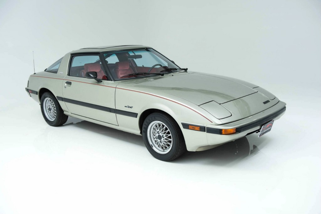 Listing All Cars >> 1983 Mazda RX7 for sale