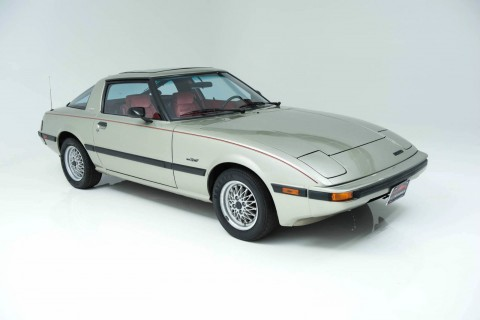 how to change clutch master cylinder on 1982 rx-7