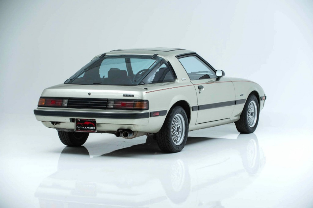 New Mazda Rx7 >> 1983 Mazda RX7 for sale