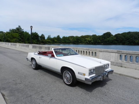 1984 Cadillac Eldorado Convertible for sale