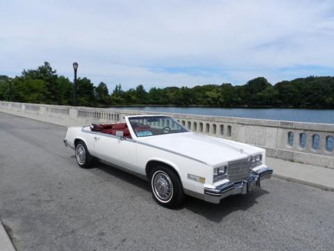 Cadillac Eldorado Convertible S Cars For Sale X