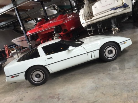 1984 Chevrolet Corvette for sale