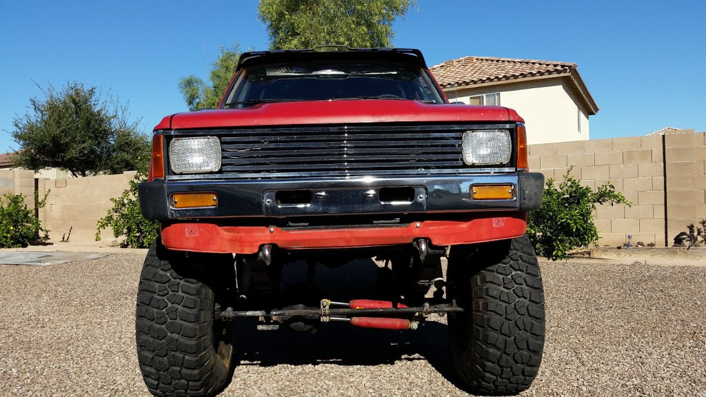 1984 Toyota Pickup SR5 Extended Cab Pickup 2 Door 2.4L