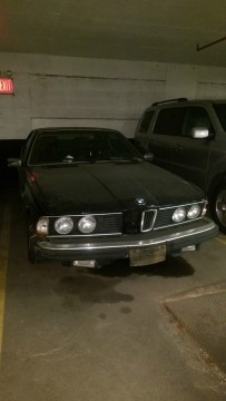 1985 BMW 635csi Coupe for sale