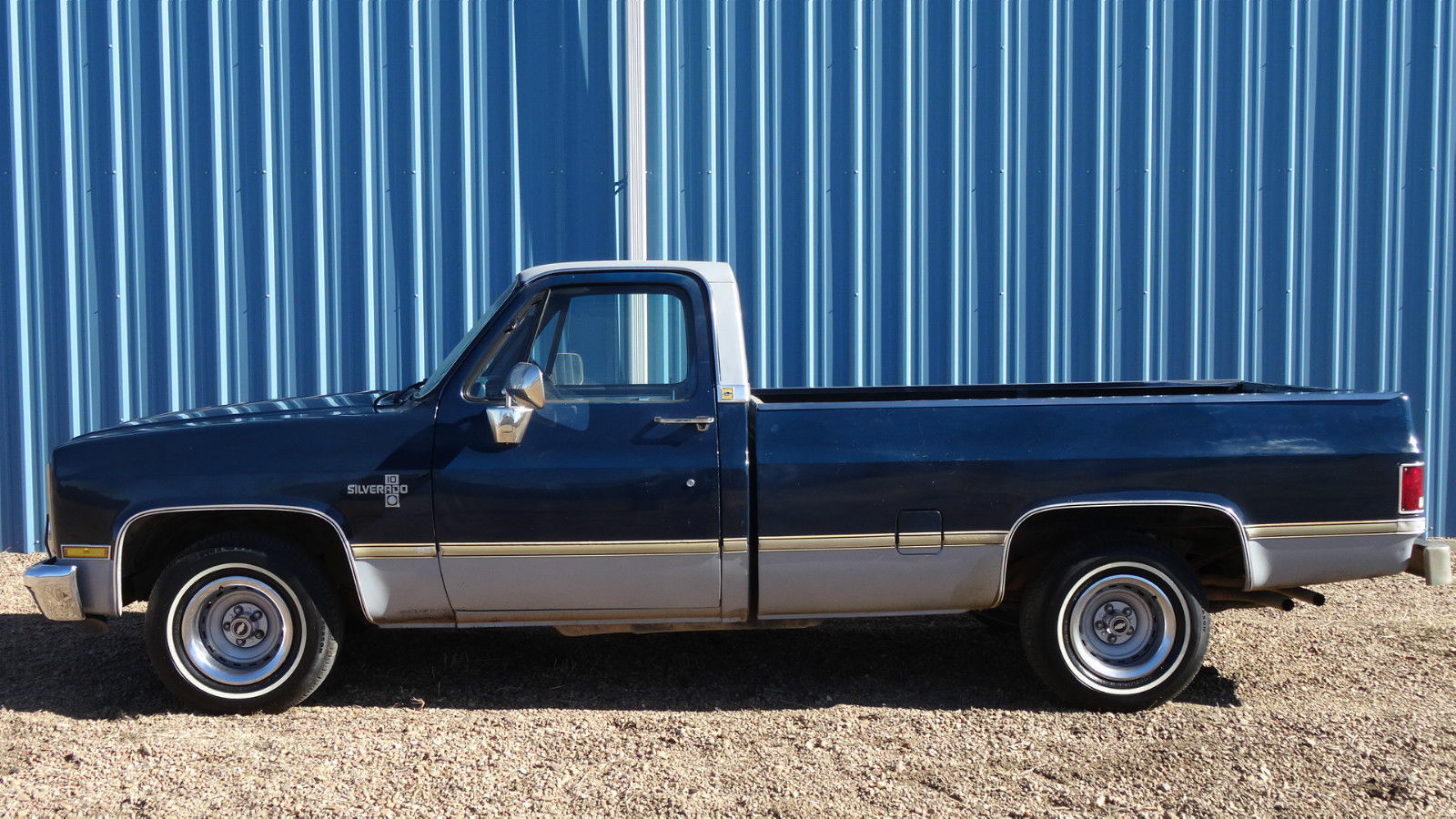Chevy Pickup Long Bed