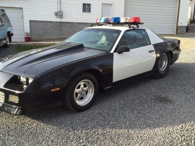 1985 Chevrolet Camaro For Sale