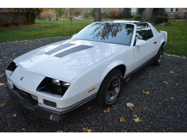 1985 chevrolet camaro z28 t top for sale. Black Bedroom Furniture Sets. Home Design Ideas