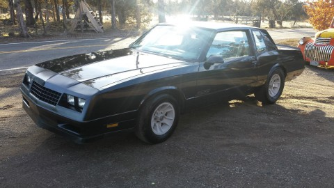 1985 Chevrolet Monte Carlo SS for sale