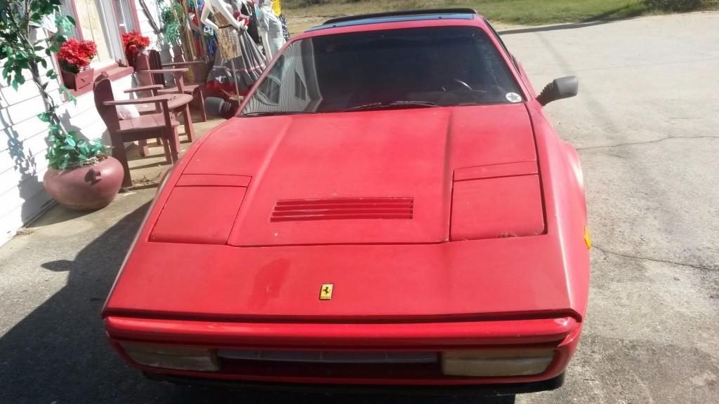 1985 Pontiac Fiero / Ferrari 328B Kit Car for sale