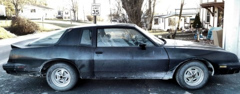 1986 Pontiac Grand Prix 2+2 Aero for sale