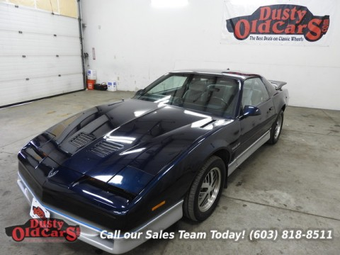 1986 Pontiac Trans Am for sale