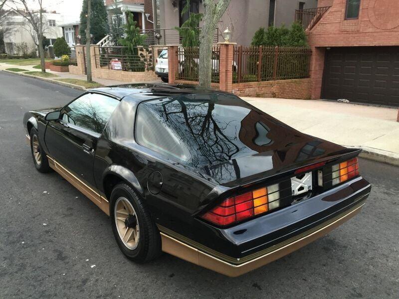 Camaro Iroc Z >> 1987 Chevrolet Camaro Z28 for sale