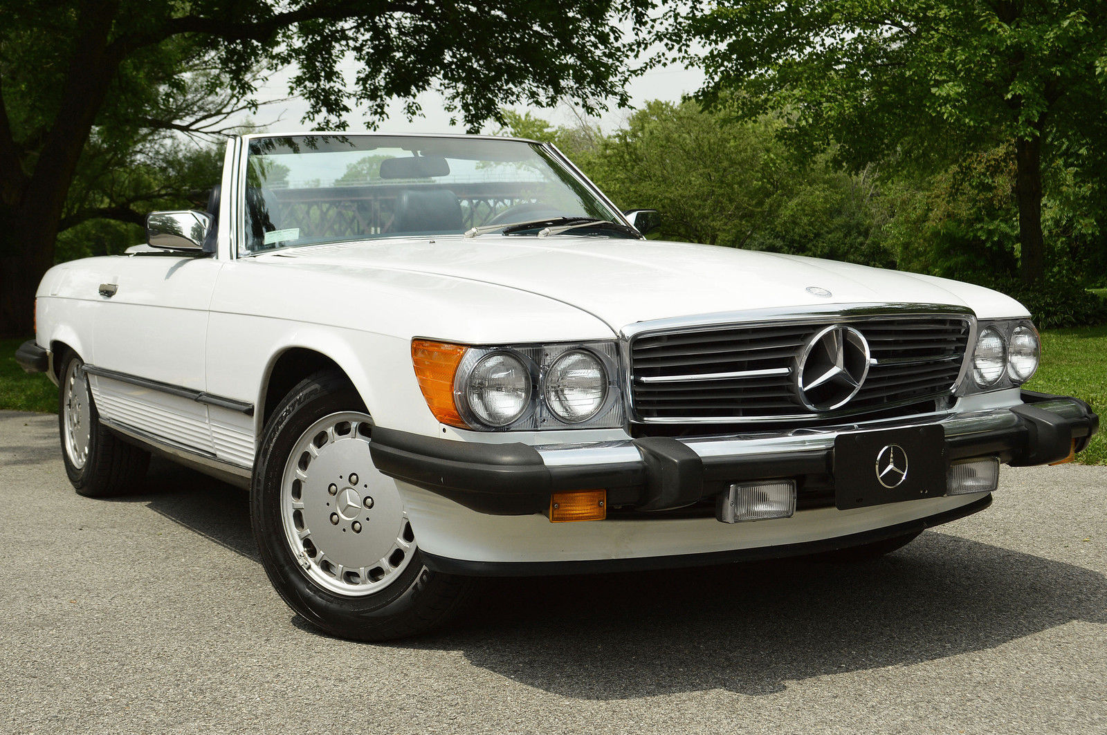 1987 mercedes benz 560sl convertible r107 for sale for Benz mercedes for sale