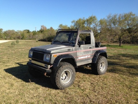 1987 Suzuki Samurai for sale