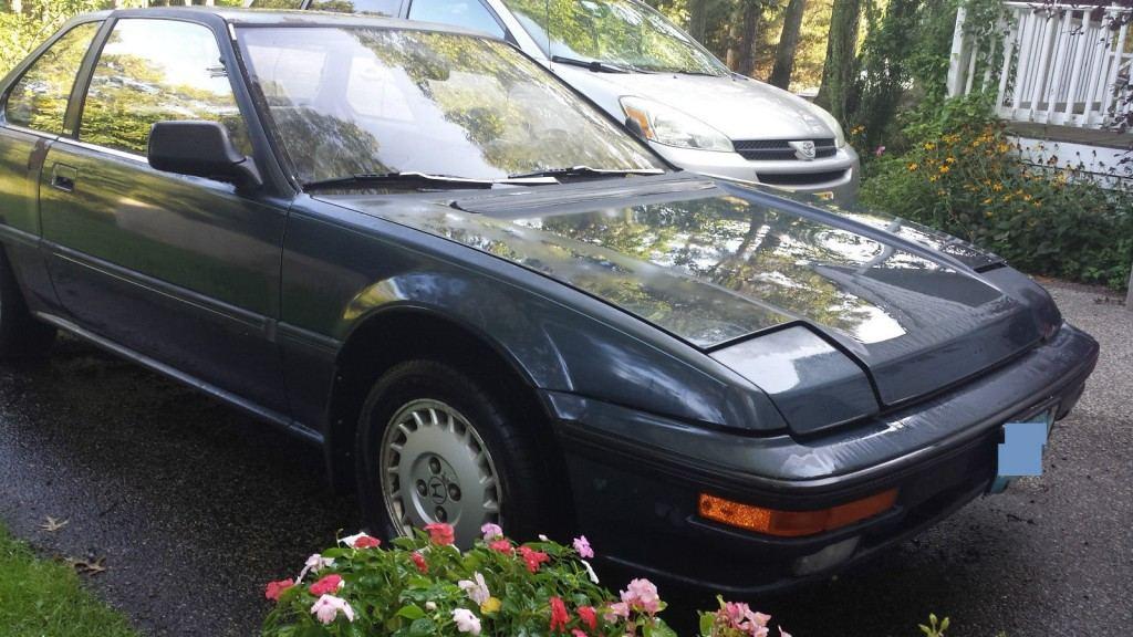 1988 Honda Prelude Si 4WS