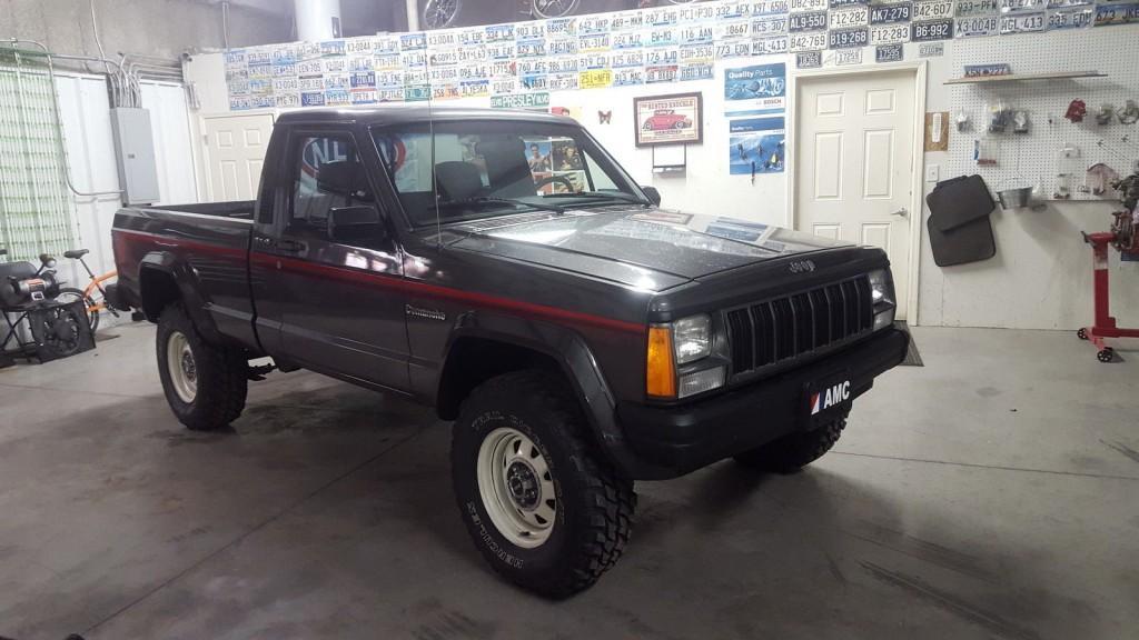 1988 Jeep Comanche Pioneer 4×4