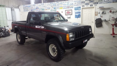 1988 Jeep Comanche Pioneer 4×4 for sale