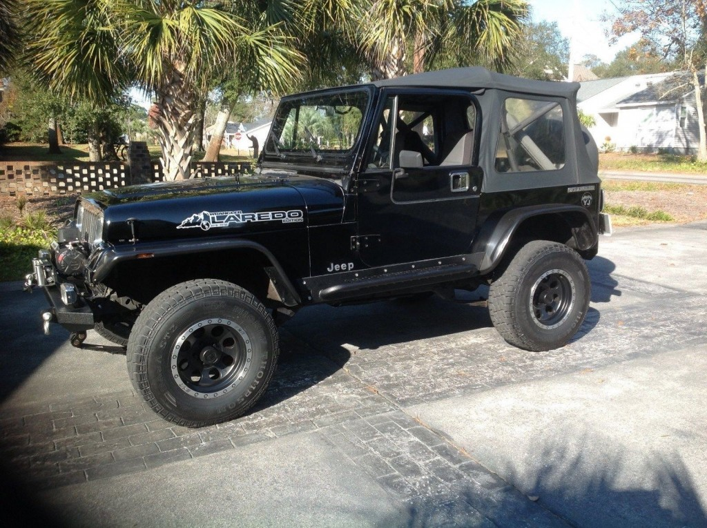 1988 jeep wrangler yj for sale. Black Bedroom Furniture Sets. Home Design Ideas