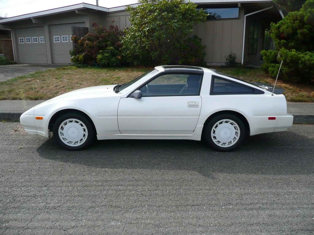 Nissan 300zx For Sale >> 1988 Nissan 300ZX Shiro Special for sale