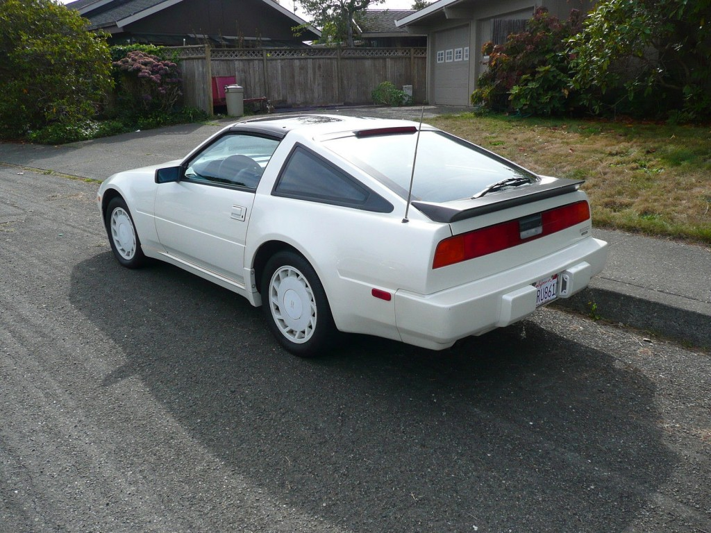 1988 Nissan 300ZX Shiro Special