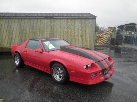 1989 Chevrolet Camaro IROC-Z for sale