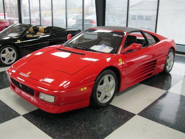 Ferrari 308 Gts For Sale >> 1989 Ferrari 348 TS Beautiful Rosso Corsa for sale