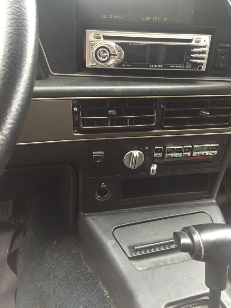 1989 Ford Thunderbird 3.8L