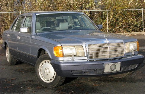 1989 Mercedes Benz 420SEL for sale