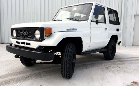 1989 Toyota Land Cruiser BJ70 for sale
