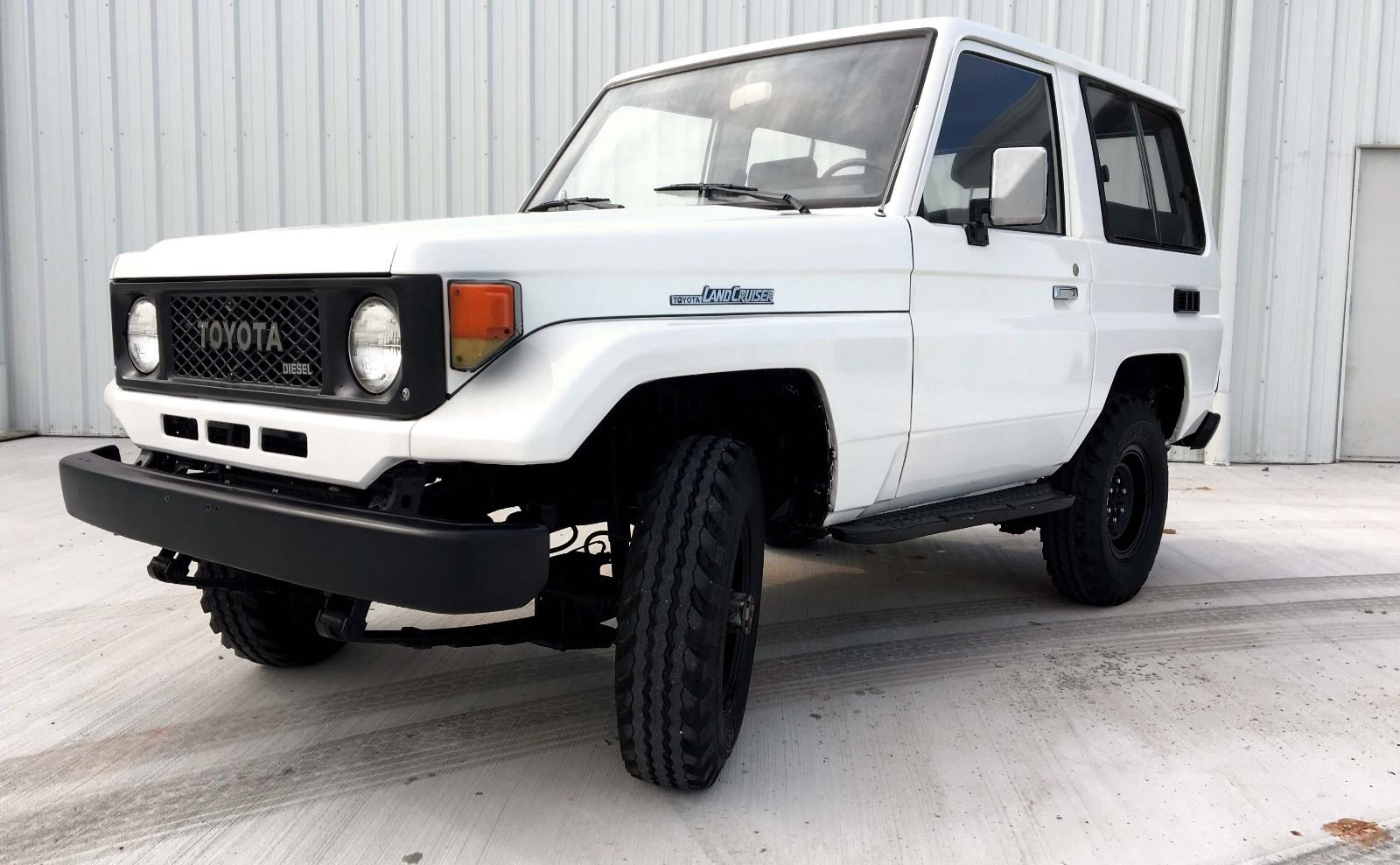1989 toyota land cruiser bj70 for sale. Black Bedroom Furniture Sets. Home Design Ideas