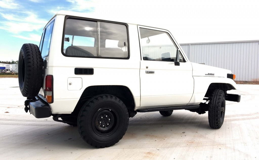 Toyota Fj40 For Sale >> 1989 Toyota Land Cruiser BJ70 for sale