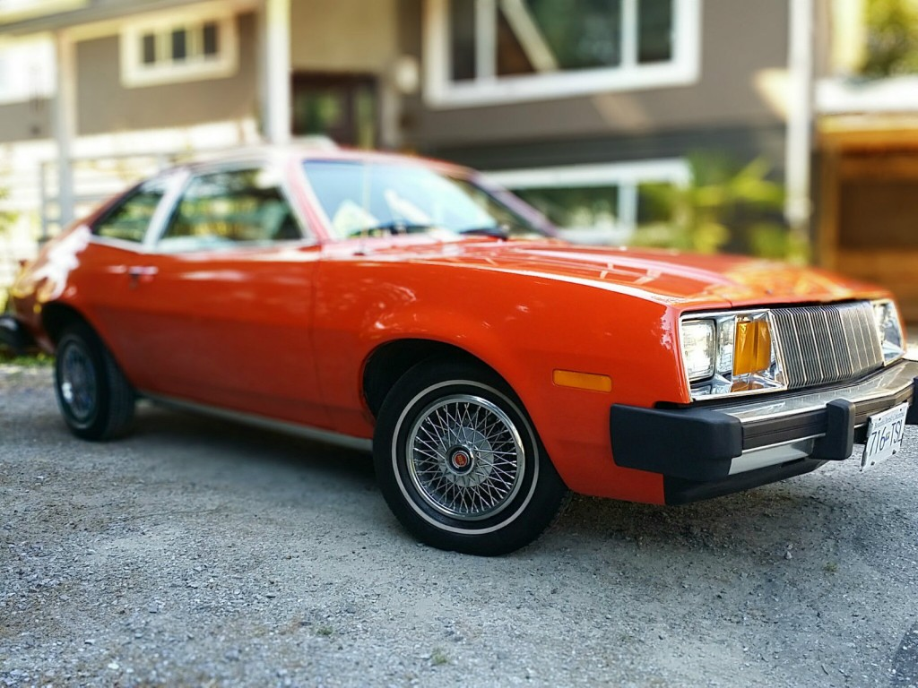 1980 Ford Mercury Bobcat Hatchback 2.3L