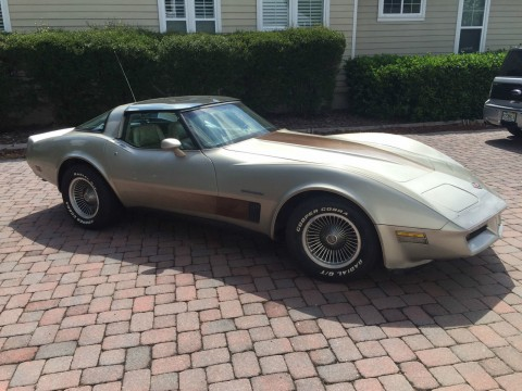 1982 Chevrolet Corvette Collector's Edition for sale