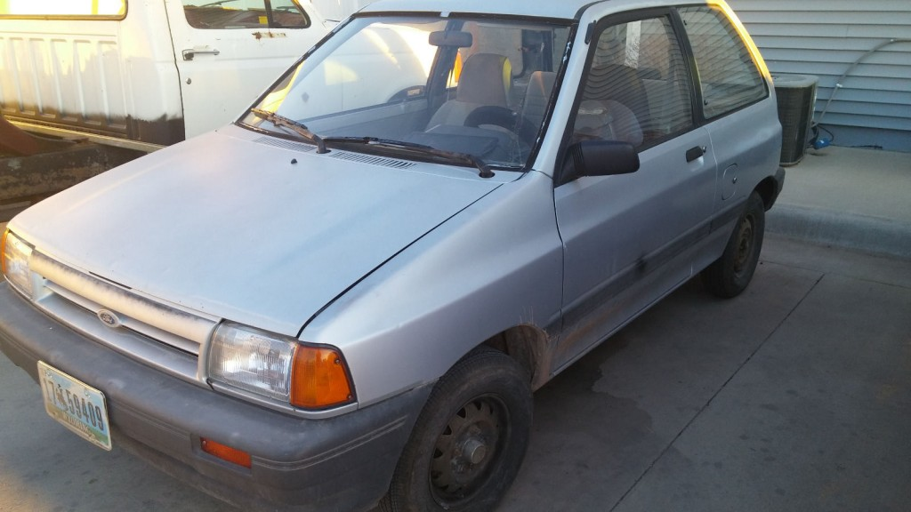 1988 Ford Festiva L For Sale